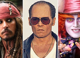 Depp tops Forbes most overpaid actors list