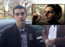 Vadim Imperioli, Son of 'Sopranos' Actor, Arrested Over Swastika Graffiti