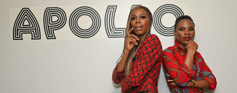 The Apollo Theater Presents Luvvie Ajayi and Yvonne Orji in Jesus and Jollof Live Part of the Apollo's Africa Now! Festival