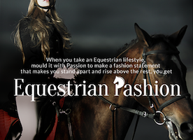 The New Era in Equestrian Clothing