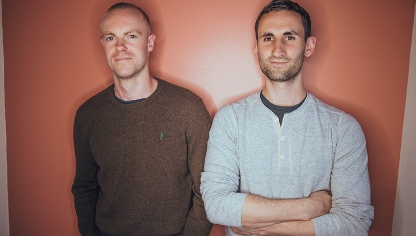 Co-founders Tommy Stadlen and Fred Blackford Discuss Polaroid Swing