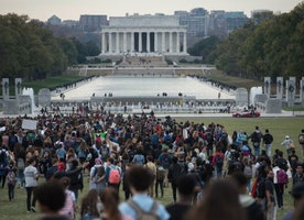 Women's March on Washington Won't Be Happening at the Lincoln Memorial