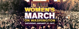 Why the Women's March on Washington Has Been Forced to Relocate