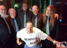 The Johnny Mac Band on the Road to the International Blues Challenge in Memphis for Second Year in A Row