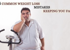 5 Common Weight Loss Mistakes that Makes You Further Fat
