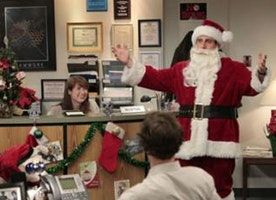 10 Ways You Can Trick Your Grinchy Co-Workers Into the Christmas Spirit, as Told by Dunder Mifflin