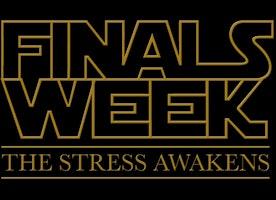 How to Survive Finals Week