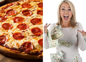 Your Pizza Opinions Will Determine How Rich You'll Be
