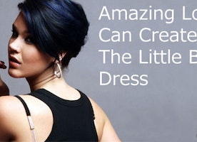 5 Amazing Looks You Can Create With The Little Black Dress