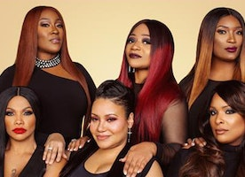"""Salt-N-Pepa & SWV Star in New BET Reality Series """"Ladies Night"""" Tuesday, April 30th at 10PM"""