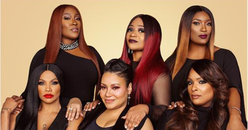 "Salt-N-Pepa & SWV Star in New BET Reality Series ""Ladies Night"" Tuesday, April 30th at 10PM"