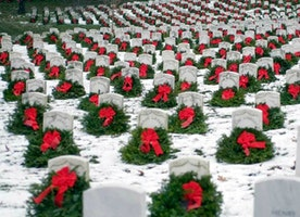 Wreaths Across America Thanks Breitbart News: 'There Will Be 70,000 People' Placing Wreaths at Arlington Saturday