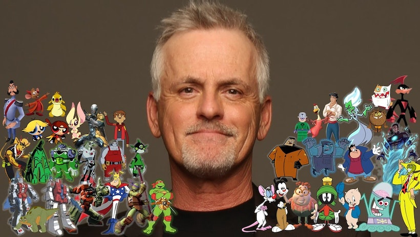 Viva Editions: Rob Paulsen and Michael Fleeman Present: Voice Lessons