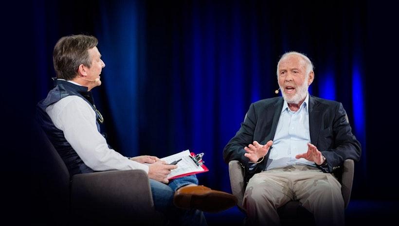 Jim Simons: The mathematician who cracked Wall Street