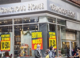 Manhattan Housewares Chain Gracious Home Files for Chapter 11