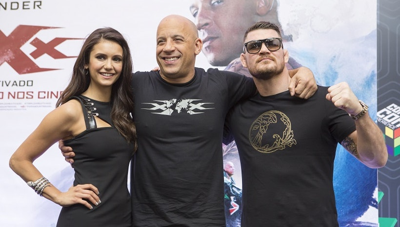 xXx: Return of Xander Cage is in theaters January 20, 2017