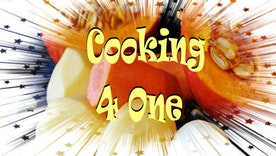 Cooking For One | Spicy Carrot and Potatoes Step by Step Video 1
