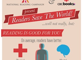 Infographic: Why Reading Is Good For You