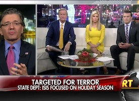 Jasser: 'It's the Global Jihad, Stupid' Should Be Our Mantra for Fighting Terrorism