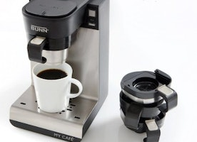 BUNN MCU Single Cup Multi-Use Home Coffee Brewer Review 2016