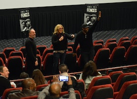 Fences: A Special Cast and Crew Screening in Pittsburgh, Where The Film Was Shot