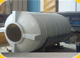 Why Most Industrial Applications Purely Rely on FRP Storage Tanks?