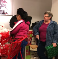 Racism is sadly alive and well: Woman tells hispanic lady to 'go back where she came from' this holiday season
