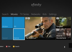 Comparison between Netflix and XFINITY