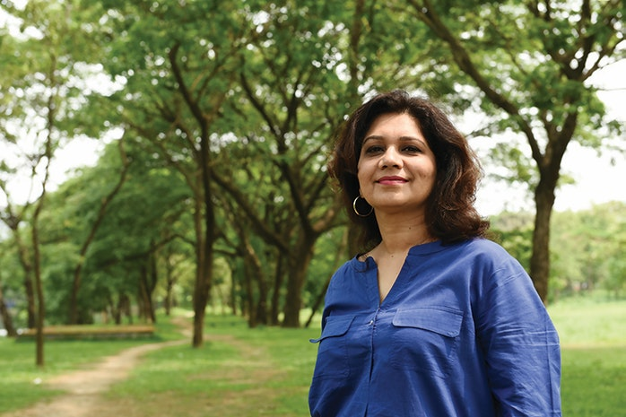 Vinita Karim is the most Inspiring Contemporary Indian Female Painter in 2019