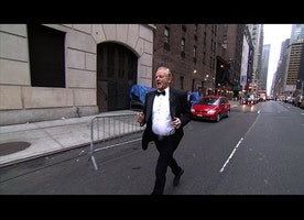 Bill Murray Training for the NYC Marathon