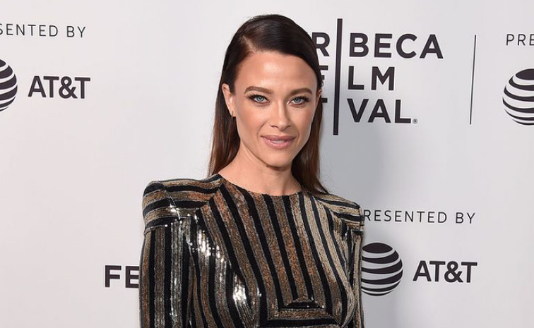 """Scottie Thompson  Attends the  Premiere of """"Crown Vic"""" at the 2019 Tribeca Film Festival"""