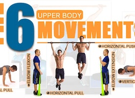 The 6 Upper Body Workouts