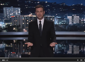Jimmy Kimmel Video: I Told My Kids I Ate All Their Halloween Candy 2014
