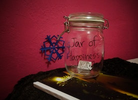Jar of Happiness : the Start of 2017!