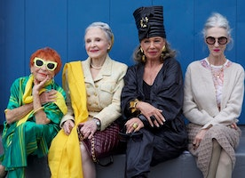 Fashion is Wasted on the Young: Take a Style Cue from Grandma