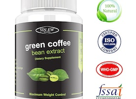 Buy Sinew Green Coffee Beans Extract 700 mg Online in India - Sinew Nutrition