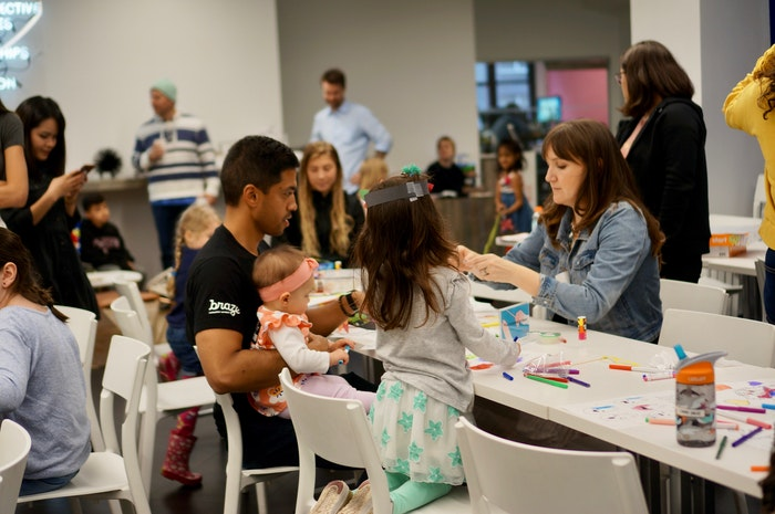 Take Our Daughters and Sons to Work Day at Braze