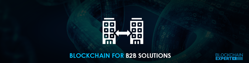 Blockchain for B2B Solutions - Mogul