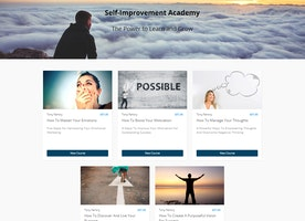 Self-Improvement Academy: The Power to Learn and Grow