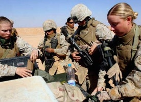 Marine Corps 2017: First female infantry heading to Camp Lejeune: 'It's coming'