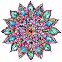 Mandala - The Beautiful Art