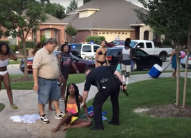 Teen Files $5 Million Lawsuit Against the Texas Officer Responsible for Violent Pool Party Arrests