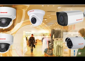 High Performance Honeywell IP Security and Surveillance Cameras