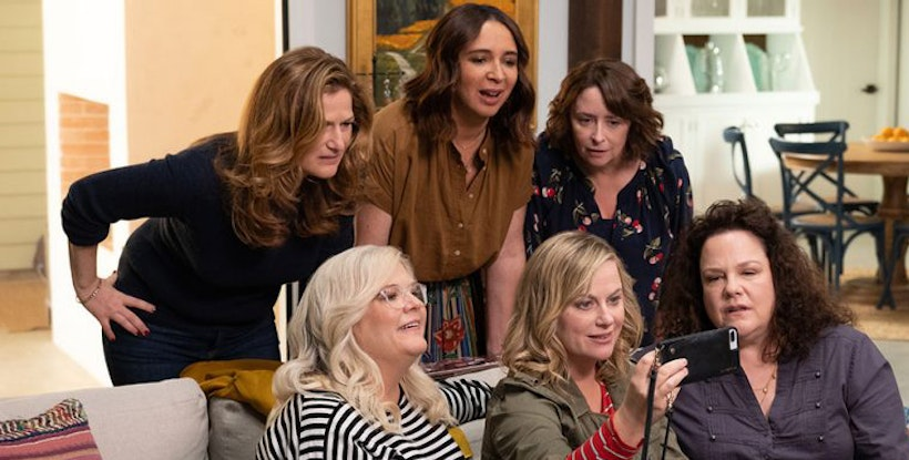"""Netflix's """"Wine Country"""" Starring Tina Fey, Maya Rudolph and Amy Poehler Now Streaming"""