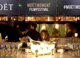 Hot Pic Of The Day: Bryce Dallas Howard, Gina Rodriguez, Olivia Culpo & More Kick Off The Golden Globes At The Moët Moment Film Festival Launch