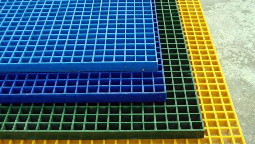 What are the Features of FRP Gratings?