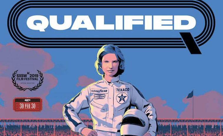 ESPN 30 For 30 Presents the Story of Legendary Race Car Driver Janet Guthrie