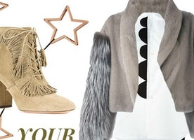 STYLE CHARMER: Perfect Shoes to Start New Year