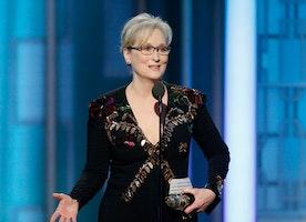 Meryl Streep's Speech and Viola Davis's Introduction