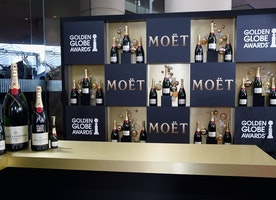 The 74th Annual Golden Globes Celebrated Hollywood As The Stars Celebrated With Moët & Chandon